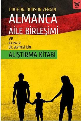 Almanca Aile Birleşimi ve A.1.1/A.1.2 Dil Seviyesi İçin Alıştırma Kitabı resmi
