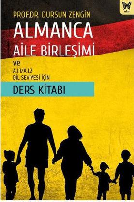 Almanca Aile Birleşimi ve A.1.1/A.1.2 Dil Seviyesi İçin Ders Kitabı resmi