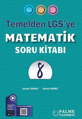 8.Sınıf Temelden LGS'ye Matematik Soru Bankası resmi
