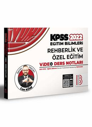 2022 KPSS Eğitim Bilimleri Rehberlik Video Ders Notları resmi