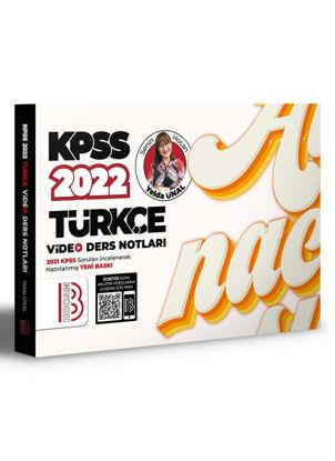 2022 KPSS Türkçe Video Ders Notları resmi