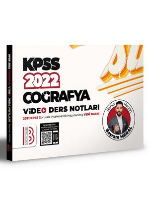 2022 KPSS Coğrafya Video Ders Notları resmi