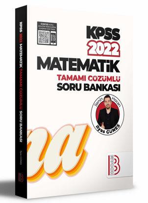 2022 KPSS Matematik Tamamı Çözümlü Soru Bankası resmi