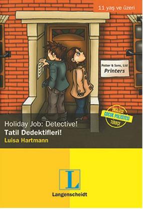 Tatil Dedektifleri! - Holiday Job: Detective! resmi