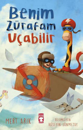 Benim Zürafam Uçabilir resmi