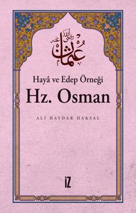 Haya ve Edep Örneği Hz.Osman resmi