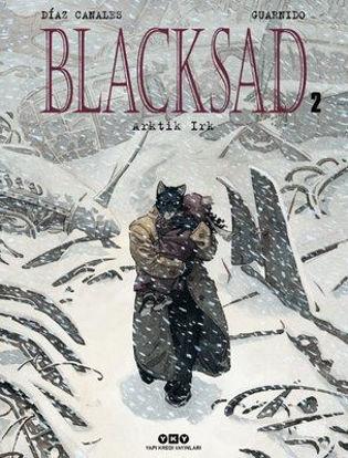 Blacksad - 2. Cilt - Arktik Irk resmi