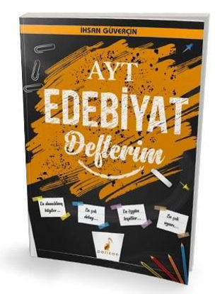 AYT Edebiyat Defterim resmi