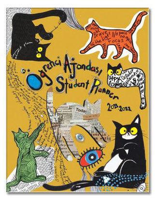 Student Cat Öğrenci Ajandası 2021-2022 resmi