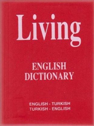 Living - İngilizce-Türkçe / Türkçe- İngilizce Sözlük resmi