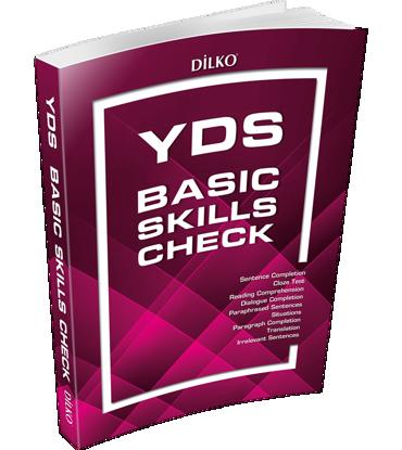 YDS Basic Skills Check resmi