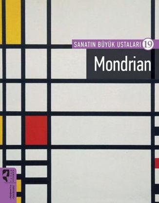 Mondrian - Sanatın Büyük Ustaları 19 resmi