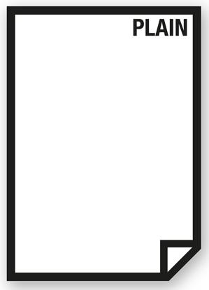 Container Paper Block A4 60 Yp Düz resmi