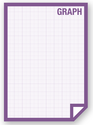 Container Paper Block A4 60 Yp Graph resmi