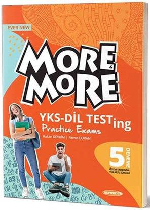YKS More More Dil Test Pratice Exams 5 Deneme resmi