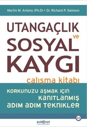 Utangaçlık ve Sosyal Kaygı Çalışma Kitabı resmi