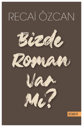 Bizde Roman Var mı? resmi