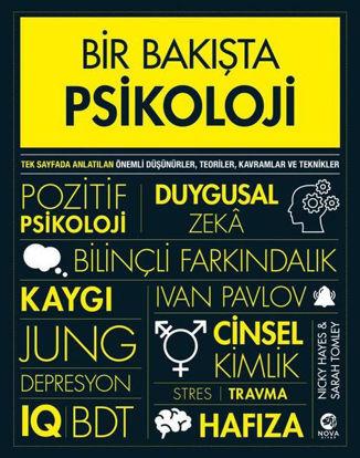 Bir Bakışta Psikoloji (Ciltli) resmi
